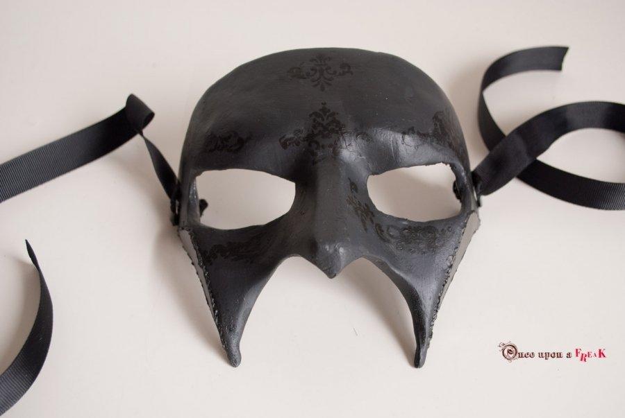 antifaz veneciano hombre adamascado para fiestas