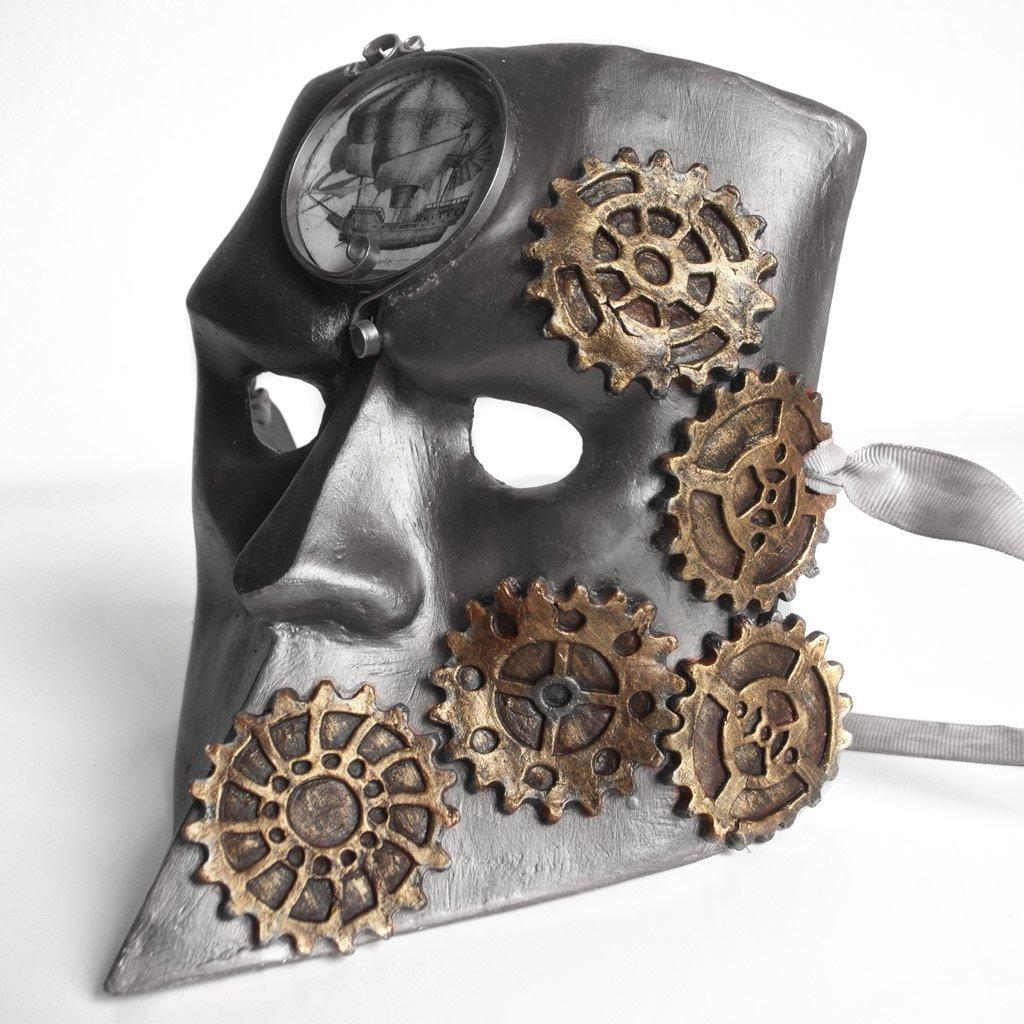 mascaras venecianas de bauta hechas a mano