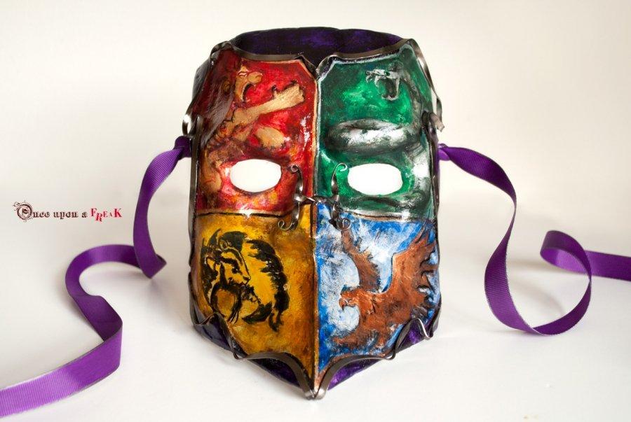 máscara bauta hogwarts