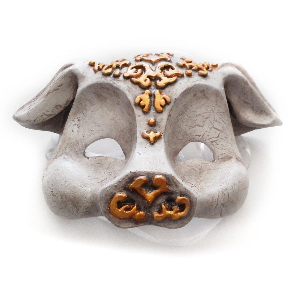 mascaras personalizadas de cerdito