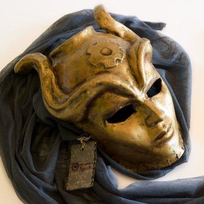 máscara hijos de la arpia juego de tronos