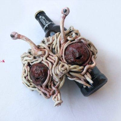 antifaz veneciano monstruo del espagueti volador