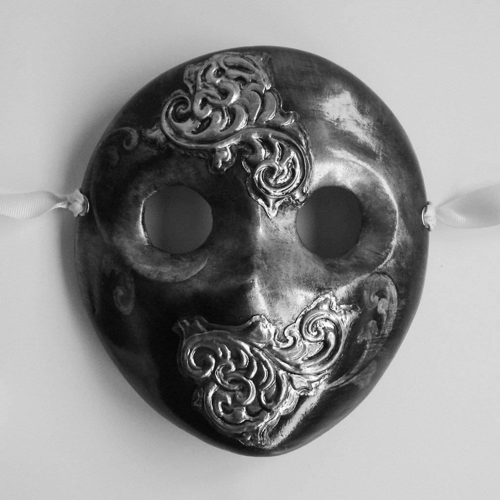 mascaras venecianas de moretta hechas a mano